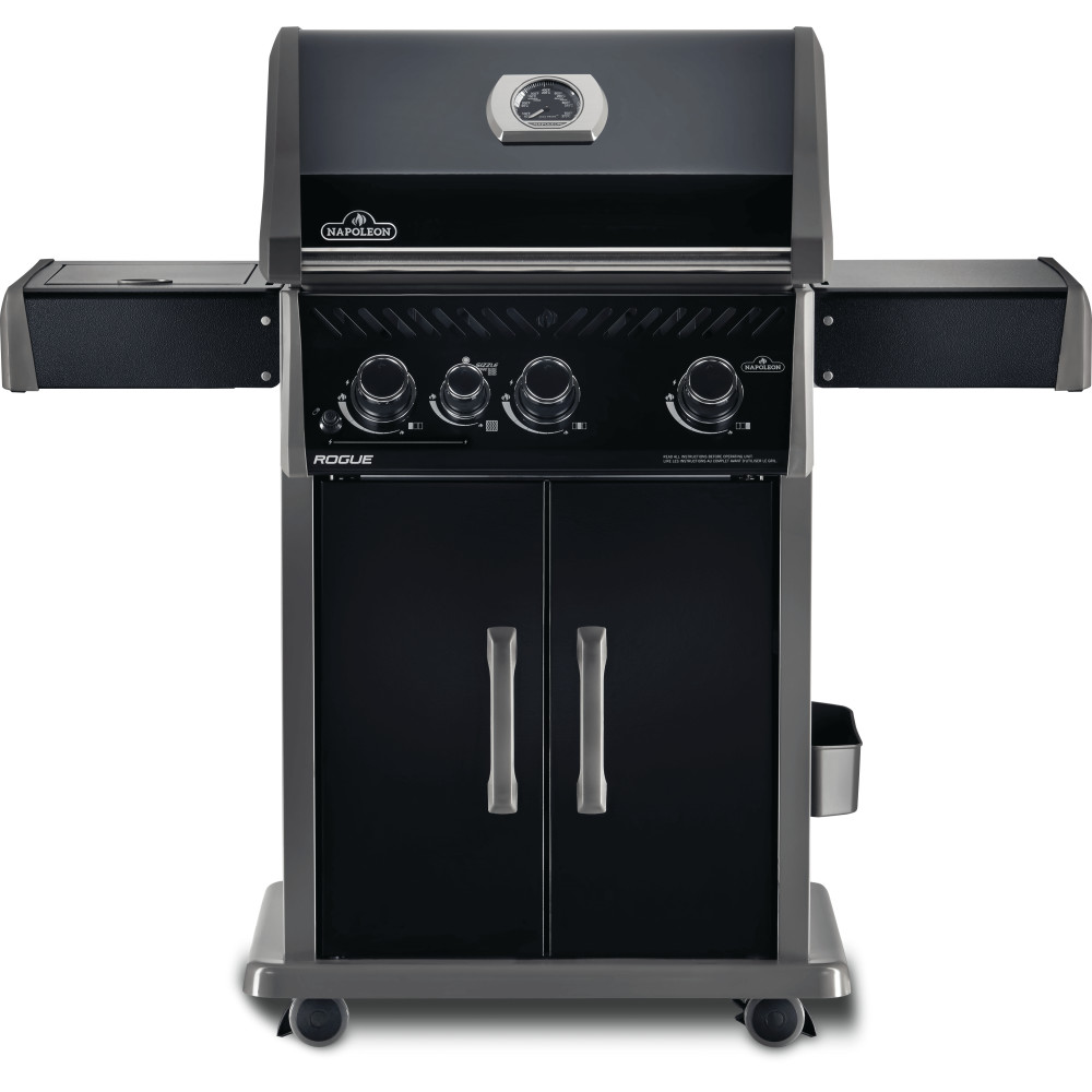 Rogue® 425 Black Edition Natural Gas Grill with Infrared
