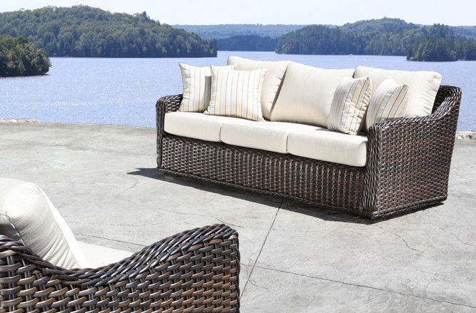 Nevada Seating Wicker Patio Furniture in Toronto