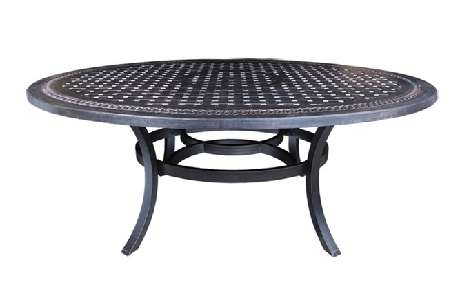 Pure Table Cast Aluminum Patio Furniture