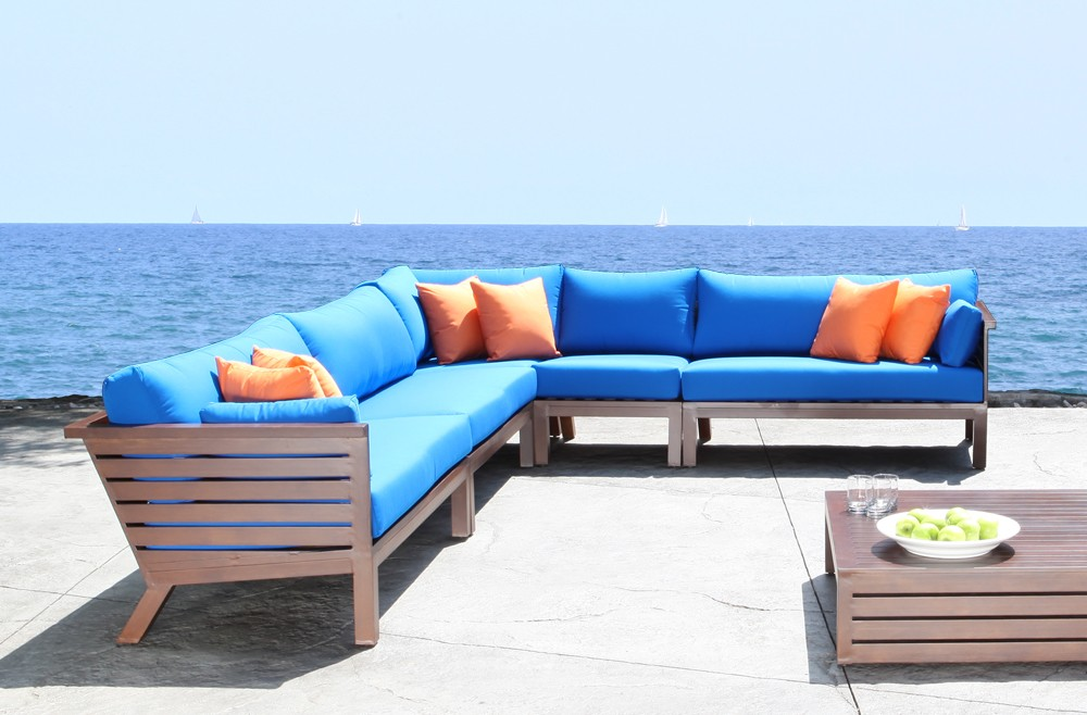 Apex Outdoor Sectional Cast Aluminum Patio Furniture in Toronto