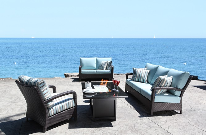 Solano Seating Wicker Patio Furniture in Toronto