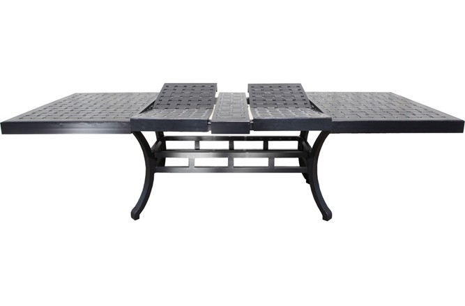 Hampton Table Cast Aluminum Patio Furniture