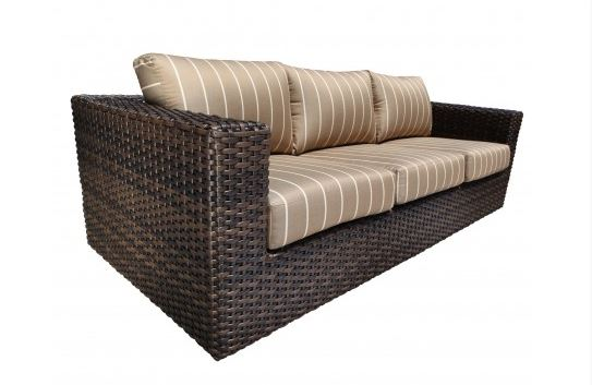 Cabanacoast 174 Outdoor Furniture Collection Louvre Wicker Collection
