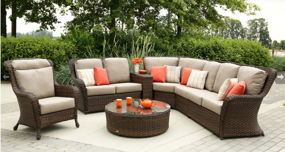 Ratana outdoor furniture naura homes Ratana outdoor furniture