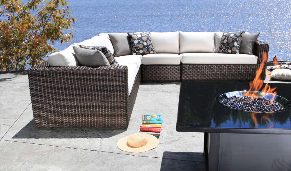 Louvre collection bishop 39 s centre bishop 39 s outdoor for Outdoor cabana furniture