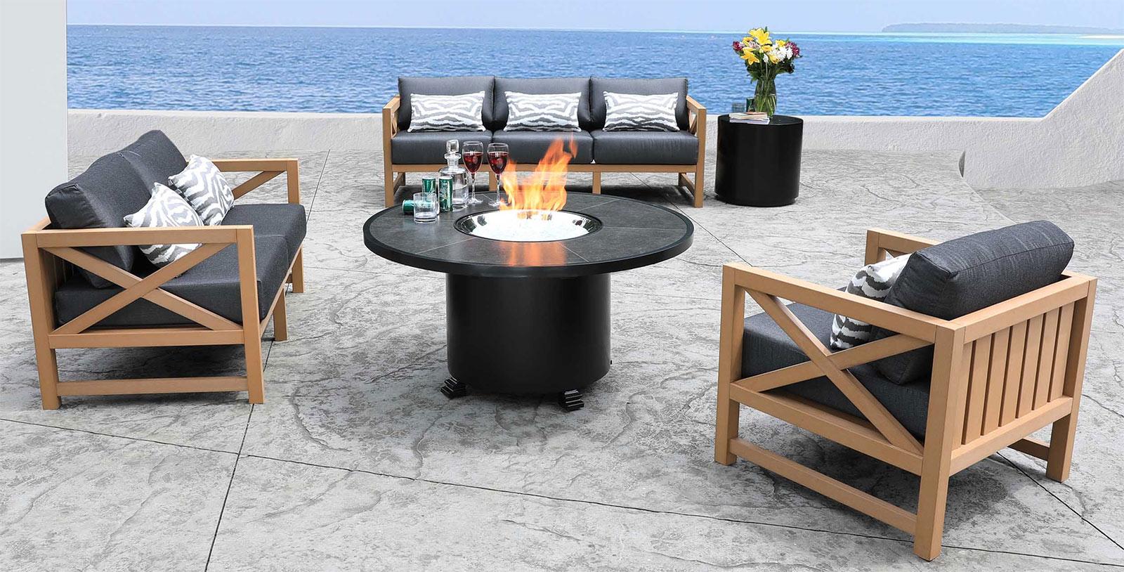 Cabana Coast Kensington Furniture Collection Bishop S