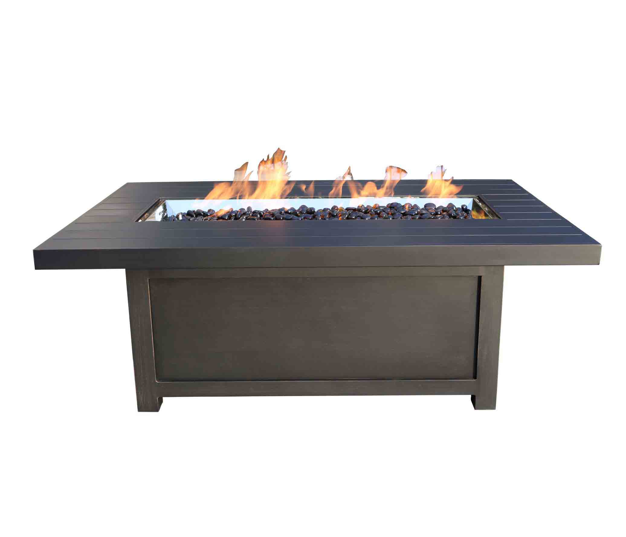 Outdoor Fire Pit Monaco 58 X 38 Bishop S Centre Bishop S Outdoor Living Patio Furniture Fire Pits Umbrellas