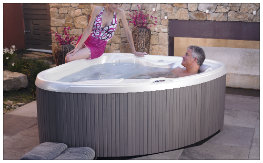 Hotspring Hot Tubs The Tx 2 Person Hot Tub Hotspring