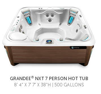 Hot Spring Spas – Highlife Collection NXT