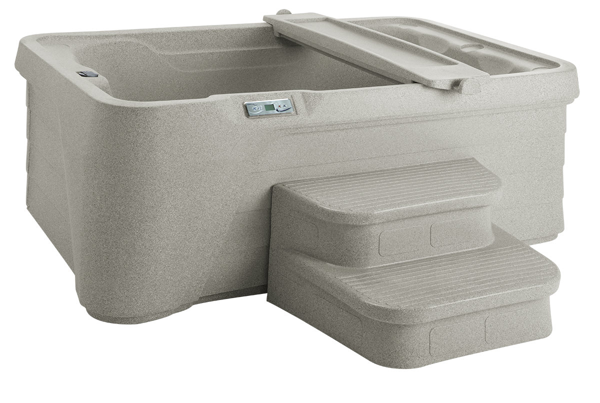tubs person spa with loading cal hot steel tub stainless zoom