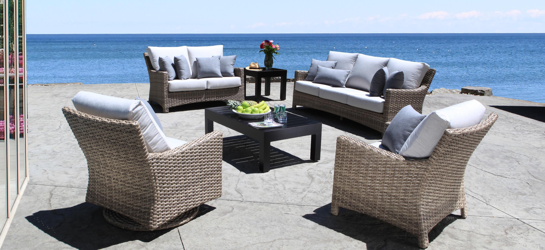 Cabana Coast Outdoor Patio Furniture - Wicker Riverside ... on Riverside Outdoor Living id=42698